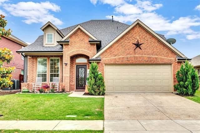 5705 Wilford Drive, Mckinney, TX 75070 (MLS #14575139) :: The Tierny Jordan Network