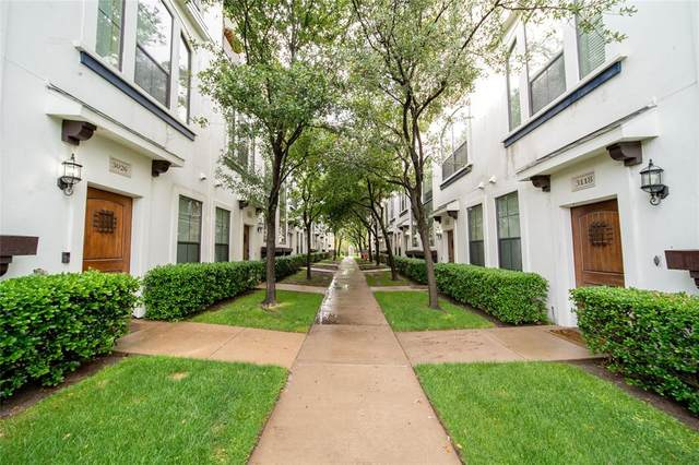 3032 Carmel Street, Dallas, TX 75204 (MLS #14575160) :: Results Property Group