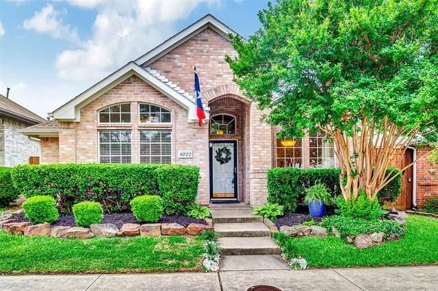 4022 Midrose Trail, Dallas, TX 75287 (MLS #14575164) :: The Hornburg Real Estate Group