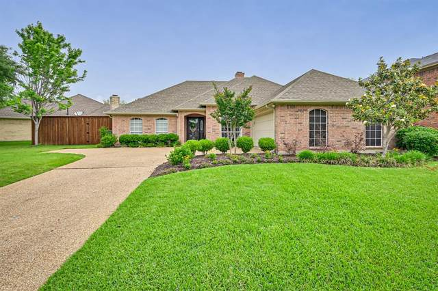 1502 Highland Drive, Mansfield, TX 76063 (MLS #14575170) :: The Mitchell Group