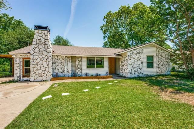 316 Sesame Drive, Mesquite, TX 75149 (MLS #14575188) :: NewHomePrograms.com
