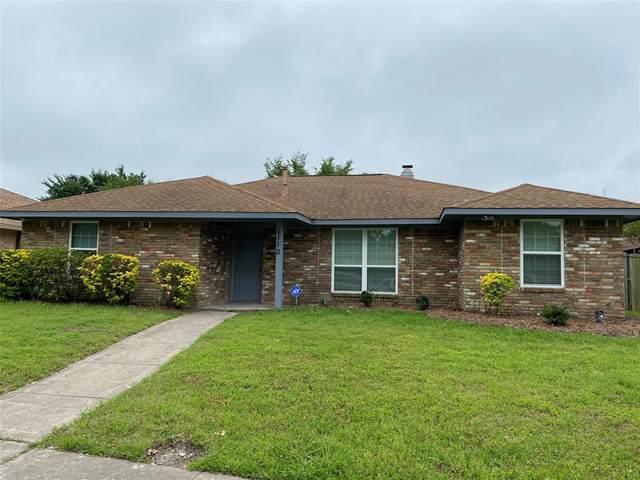 1110 Goldenrod Drive, Garland, TX 75043 (MLS #14575201) :: The Good Home Team