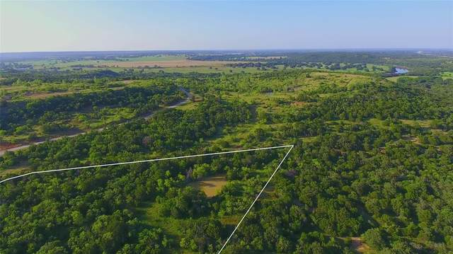 TBD E8 Remington Rd, Santo, TX 76472 (MLS #14575220) :: The Tierny Jordan Network