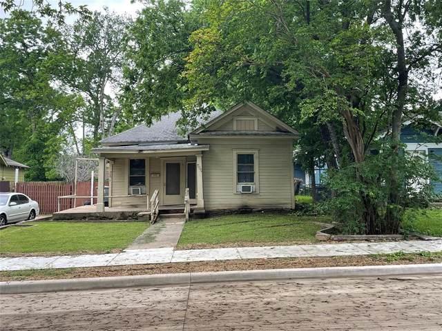 605 Parkview Avenue, Dallas, TX 75223 (MLS #14575222) :: Team Tiller