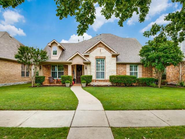 2313 Sir Belin Drive, Lewisville, TX 75056 (MLS #14575248) :: The Kimberly Davis Group
