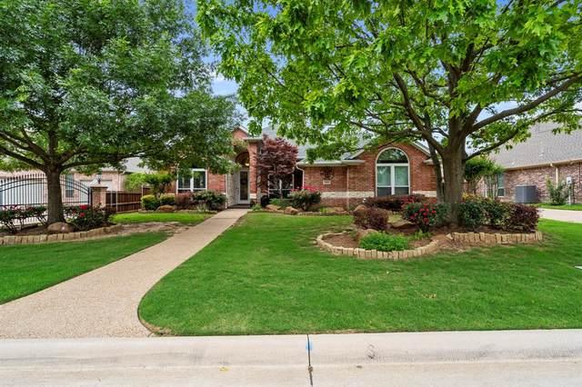 13829 E Riviera Drive, Fort Worth, TX 76028 (MLS #14575258) :: The Tierny Jordan Network
