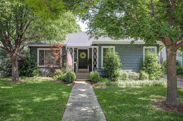 6020 Lovell Avenue, Fort Worth, TX 76116 (MLS #14575278) :: Craig Properties Group