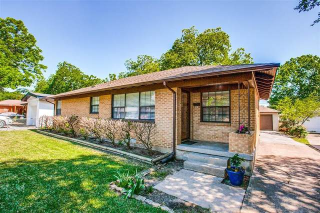 2606 San Paula Avenue, Dallas, TX 75228 (MLS #14575292) :: 1st Choice Realty