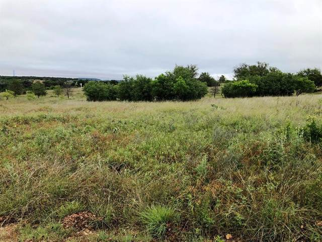 Lot 97 Eastern Hills Drive, Graford, TX 76449 (MLS #14575306) :: The Tierny Jordan Network