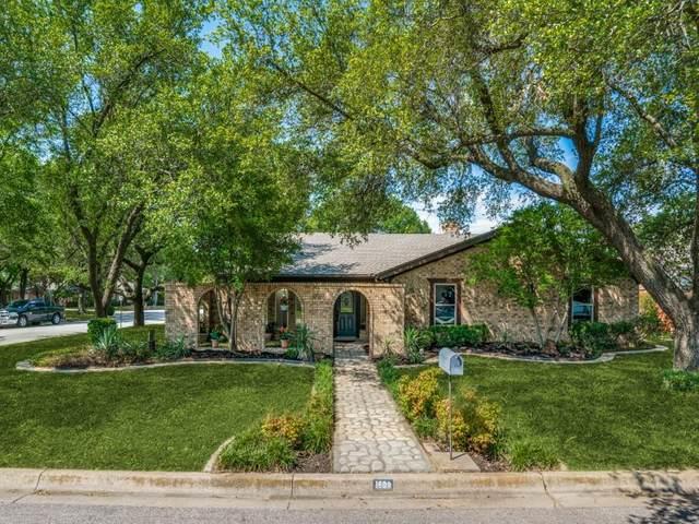 1609 Eastridge Court, Hurst, TX 76054 (MLS #14575316) :: The Russell-Rose Team