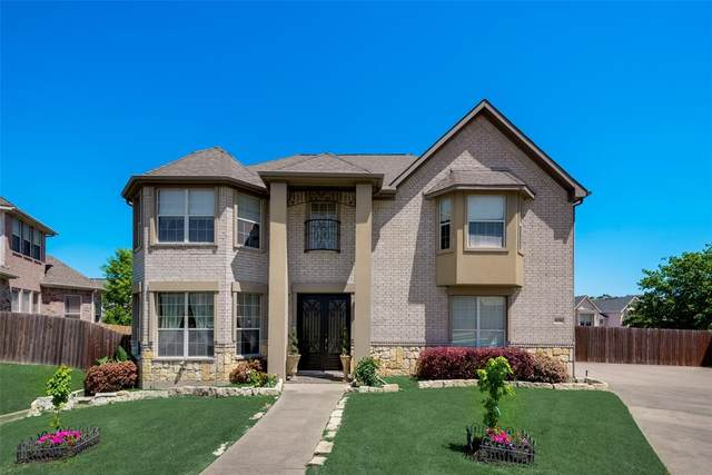 4236 Las Brisas Court, Irving, TX 75038 (MLS #14575320) :: 1st Choice Realty