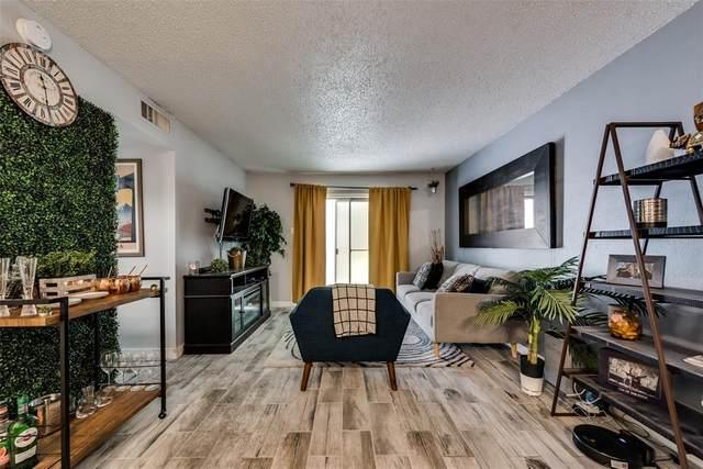 4859 Cedar Springs Road #144, Dallas, TX 75219 (MLS #14575324) :: The Good Home Team