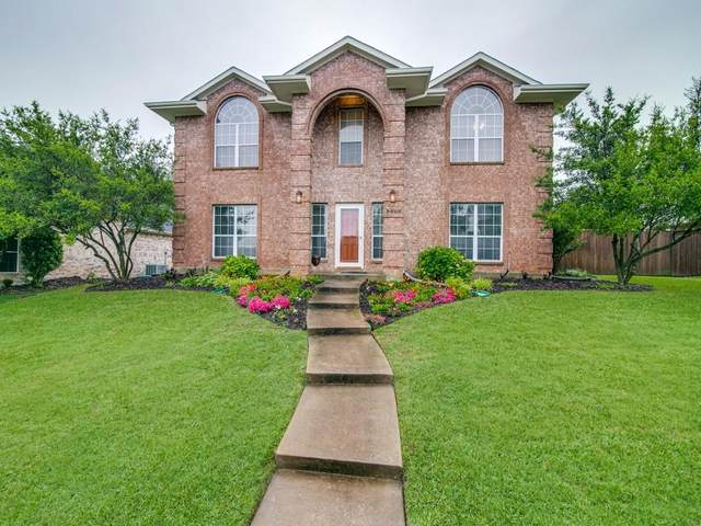 2604 Barger Lane, Sachse, TX 75048 (MLS #14575332) :: All Cities USA Realty