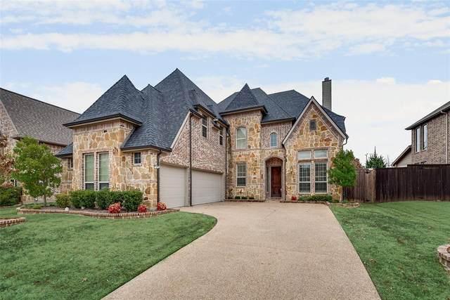 11112 Powder Horn Lane, Frisco, TX 75033 (MLS #14575347) :: The Hornburg Real Estate Group