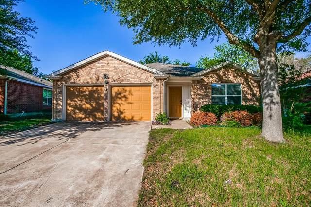 140 Quail Run Drive, Seagoville, TX 75159 (MLS #14575362) :: The Tierny Jordan Network