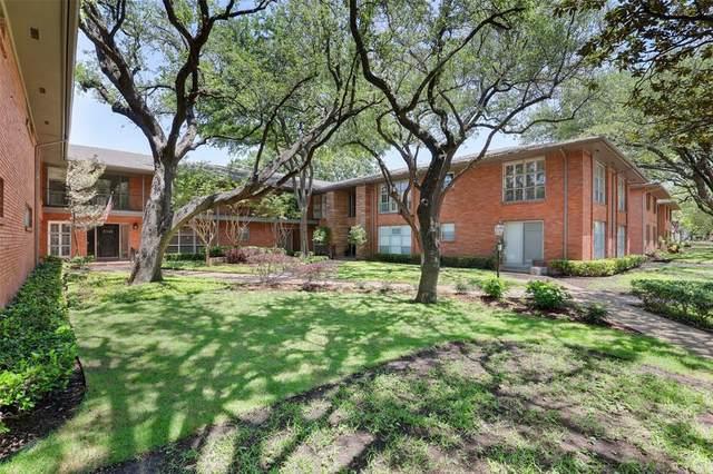 6145 Bandera Avenue 6145B, Dallas, TX 75225 (MLS #14575367) :: Premier Properties Group of Keller Williams Realty