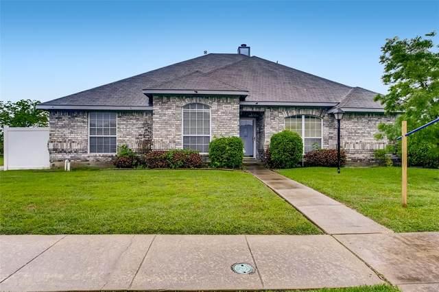 7917 Wayne Way, Rowlett, TX 75088 (MLS #14575370) :: Premier Properties Group of Keller Williams Realty