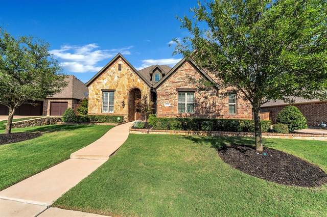8356 Saddlebrook, North Richland Hills, TX 76182 (MLS #14575375) :: Rafter H Realty