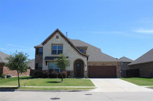 4318 Garden Path Lane, Mansfield, TX 76063 (MLS #14575378) :: The Tierny Jordan Network