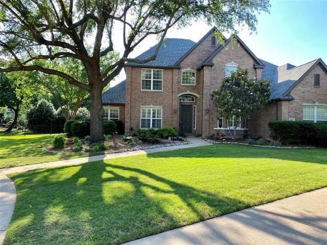 1602 Stonebury Court, Southlake, TX 76092 (MLS #14575391) :: The Mitchell Group