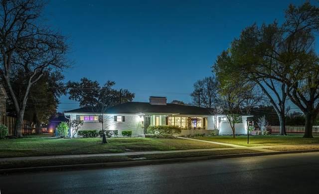 639 Devonshire Drive, Richardson, TX 75080 (MLS #14575406) :: The Kimberly Davis Group