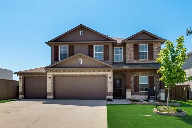 2054 Crosby Drive, Forney, TX 75126 (MLS #14575420) :: Premier Properties Group of Keller Williams Realty