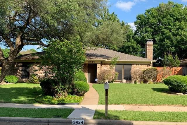 2424 Bengal Lane, Plano, TX 75023 (MLS #14575429) :: HergGroup Louisiana