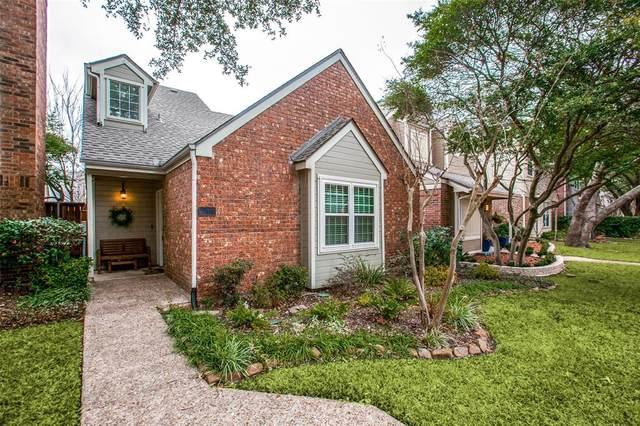 17715 Windflower Way #109, Dallas, TX 75252 (MLS #14575454) :: The Mauelshagen Group