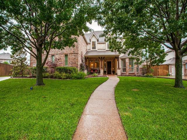 610 Duncan Drive, Murphy, TX 75094 (MLS #14575469) :: All Cities USA Realty