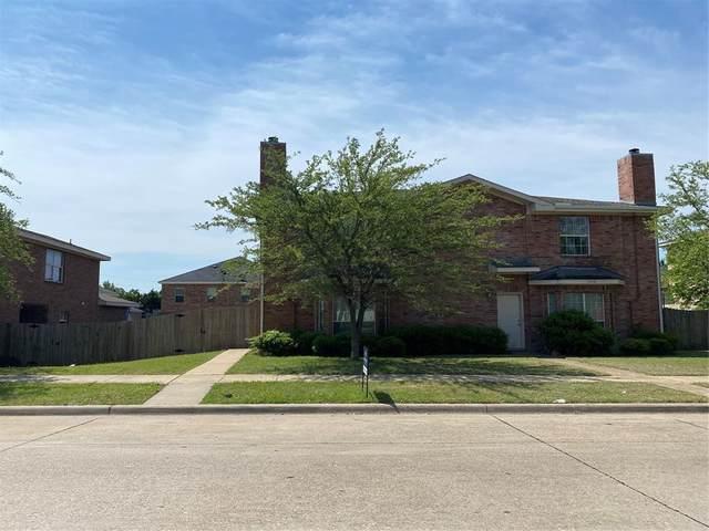 1934 High Meadow Drive, Garland, TX 75040 (MLS #14575474) :: The Good Home Team