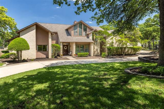 2109 Greta Lane, Fort Worth, TX 76120 (MLS #14575477) :: Justin Bassett Realty
