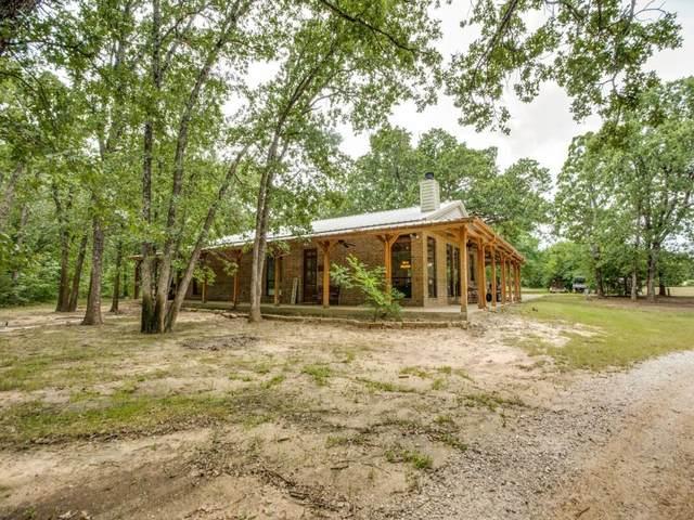 1385 County Road 1450, Bonham, TX 75418 (MLS #14575489) :: Real Estate By Design