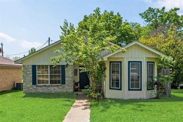 208 Hughes Lane, Crandall, TX 75114 (MLS #14575508) :: All Cities USA Realty