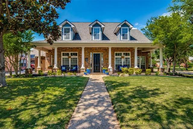 1046 Sir Lancelot Circle, Lewisville, TX 75056 (MLS #14575518) :: Real Estate By Design