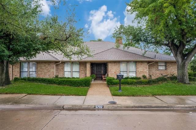 5702 Trail Meadow Drive, Dallas, TX 75230 (MLS #14575549) :: VIVO Realty