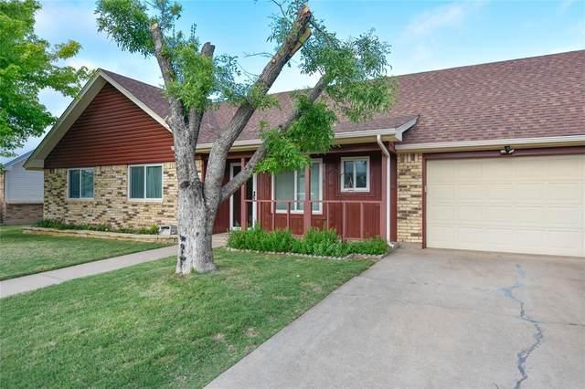 841 Chanticleers Lane, Abilene, TX 79602 (MLS #14575556) :: The Kimberly Davis Group