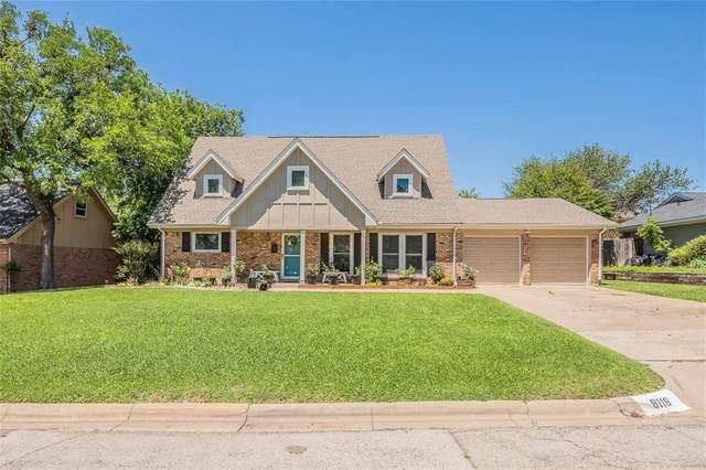 8118 Rush Street, Benbrook, TX 76116 (MLS #14575588) :: Real Estate By Design