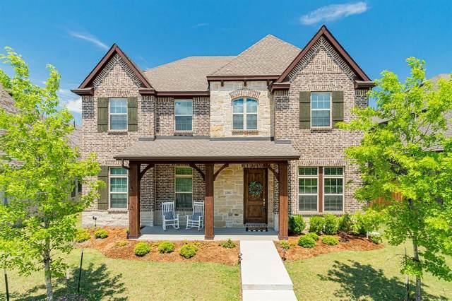 13842 Round Prairie Lane, Frisco, TX 75035 (MLS #14575594) :: The Good Home Team