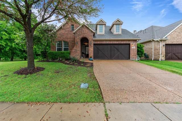 7705 Rocky Mountain Lane, Mckinney, TX 75070 (MLS #14575601) :: The Hornburg Real Estate Group