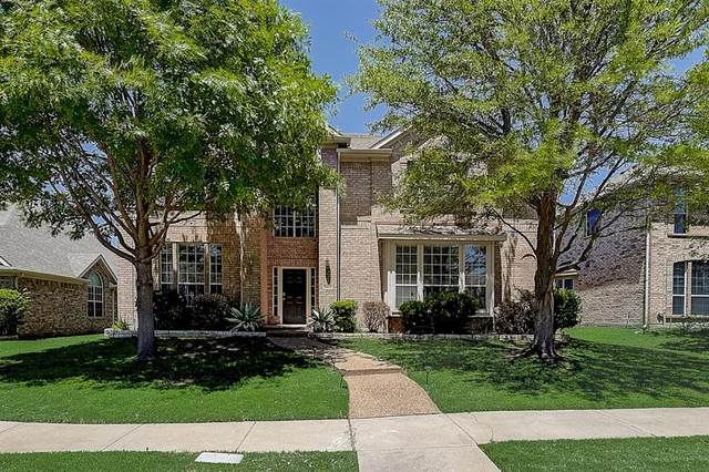 9900 Bradford Grove Drive, Frisco, TX 75035 (MLS #14575612) :: The Tierny Jordan Network