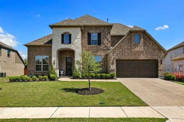 2915 Spring Creek Trail, Celina, TX 75078 (MLS #14575614) :: Premier Properties Group of Keller Williams Realty