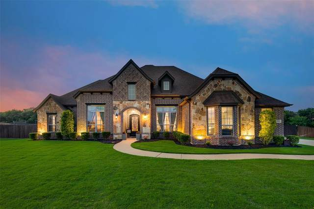 6251 Still Waters Drive, Midlothian, TX 76065 (MLS #14575641) :: Rafter H Realty