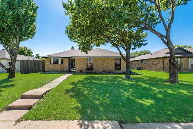 2317 Tangleridge Lane, Rowlett, TX 75088 (MLS #14575645) :: Premier Properties Group of Keller Williams Realty