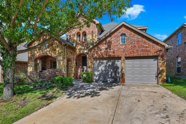 1080 Noble Avenue, Lantana, TX 76226 (MLS #14575700) :: Real Estate By Design