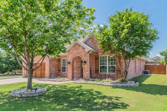 1658 Stetson Drive, Weatherford, TX 76087 (MLS #14575715) :: The Mitchell Group