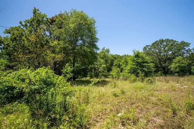 00 Red Bird Lane, Quinlan, TX 75474 (MLS #14575746) :: The Hornburg Real Estate Group