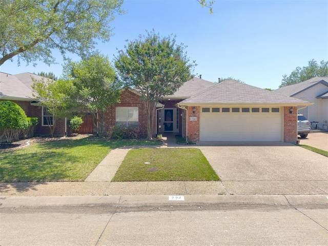 724 Nandina Way, Waxahachie, TX 75165 (MLS #14575752) :: Real Estate By Design