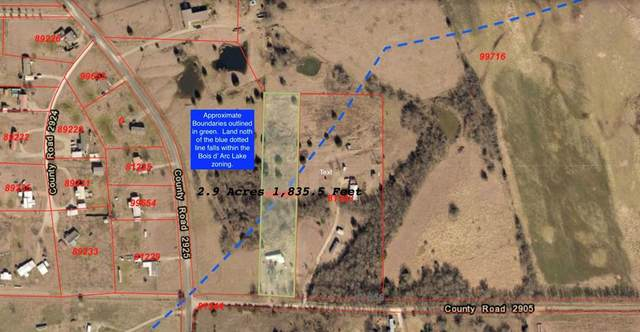 371 County Road 2905, Dodd City, TX 75438 (MLS #14575783) :: Robbins Real Estate Group