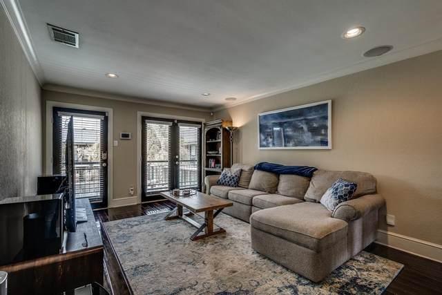 7770 Meadow Road #203, Dallas, TX 75230 (MLS #14575799) :: 1st Choice Realty