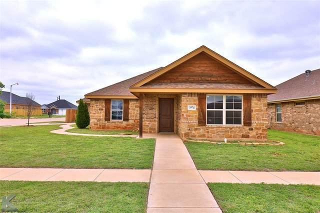 3574 Firedog Road, Abilene, TX 79606 (MLS #14575832) :: VIVO Realty